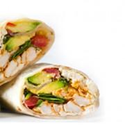 BBQ-chicken-wraps