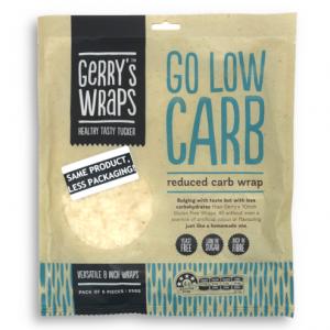 Gerry's Go Low Carb Wraps