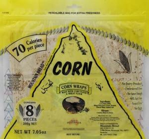 Mountain Bread Corn