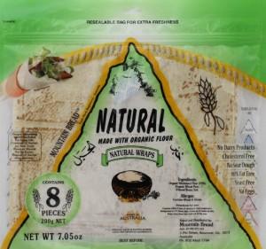 Mountain Bread Natural