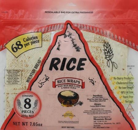 Mountain Bread Rice