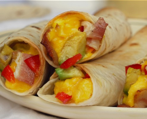 Bacon-And-Egg-Breakfast-Taquitos