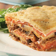mountain-bread-mousaka-layered-with-minced-lamb-eggplant-and-mountain-bread.