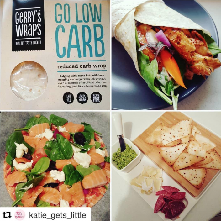 low carb recipes including wraps, pizza and tortillas