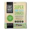 Gerry's Super Low Carb Spinach Wrap